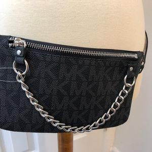 NWT Michael Kors Belt /Waist Small Bag.
